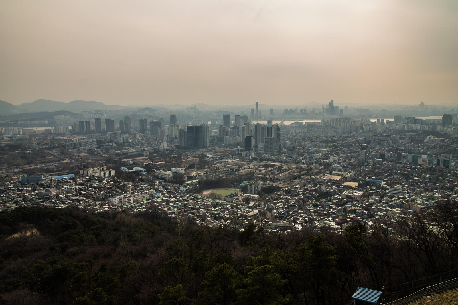 View on Seoul