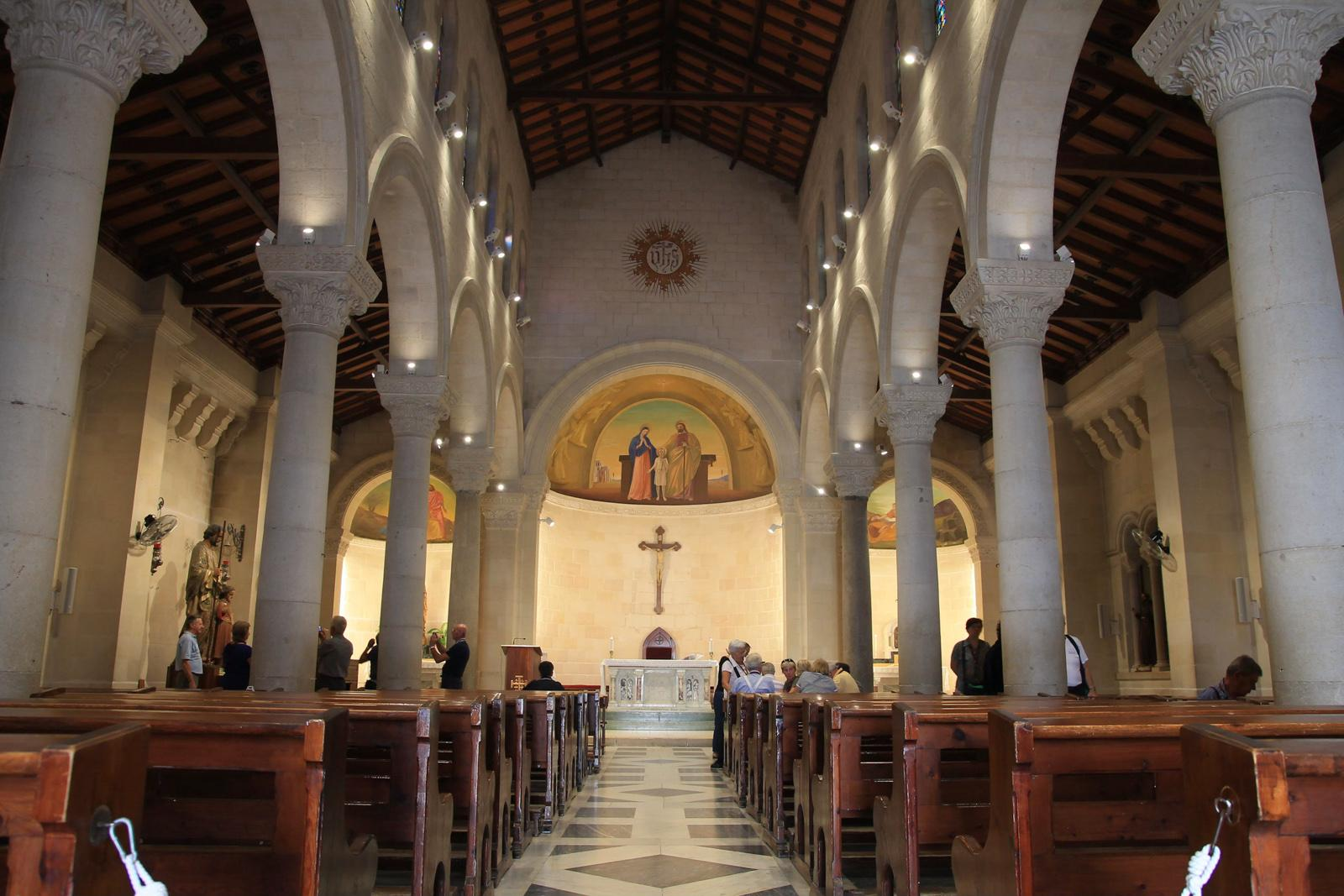 St. Joseph's Church, Nazareth