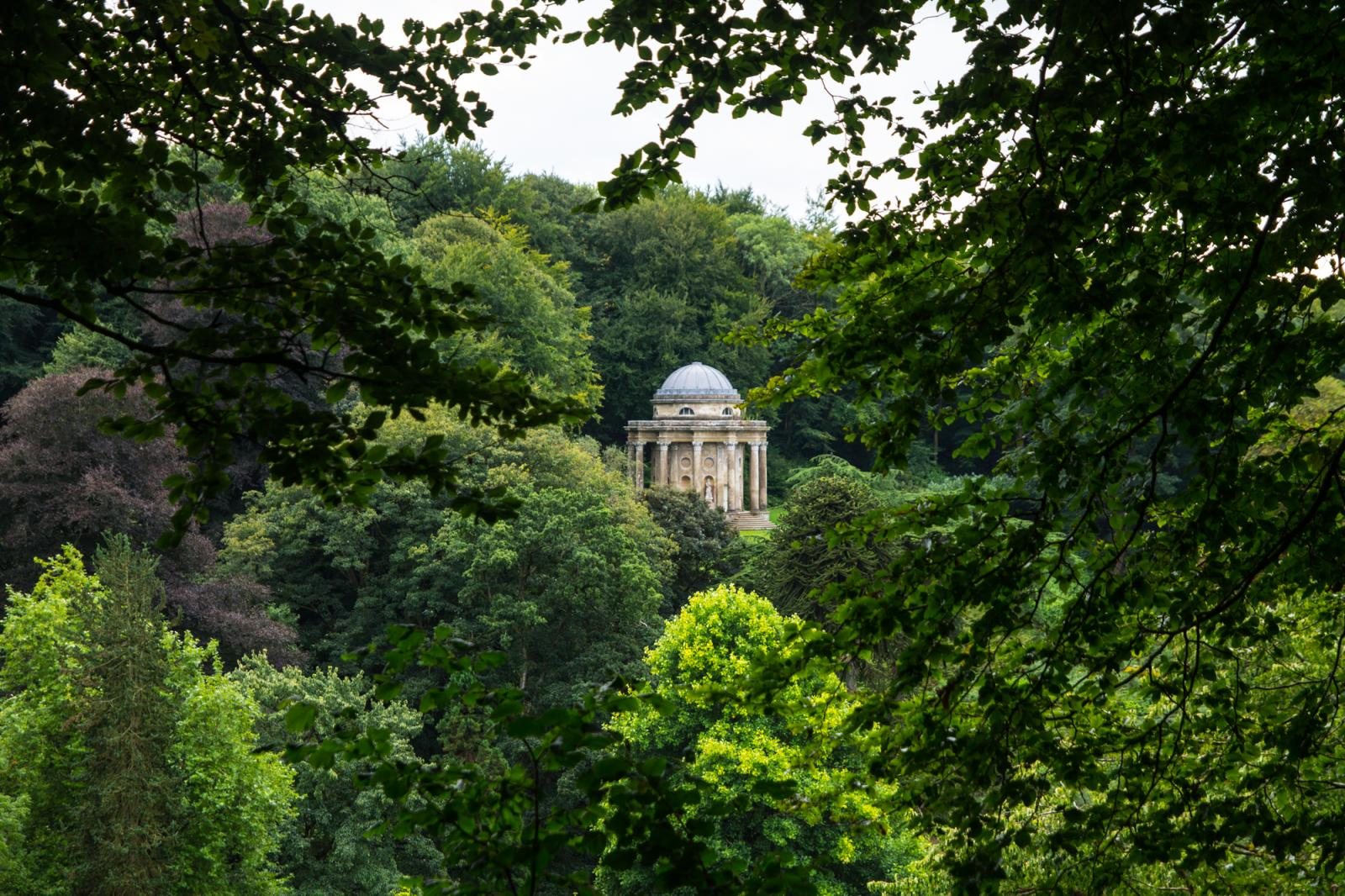 Chapel in Green Idyll, Stourhead