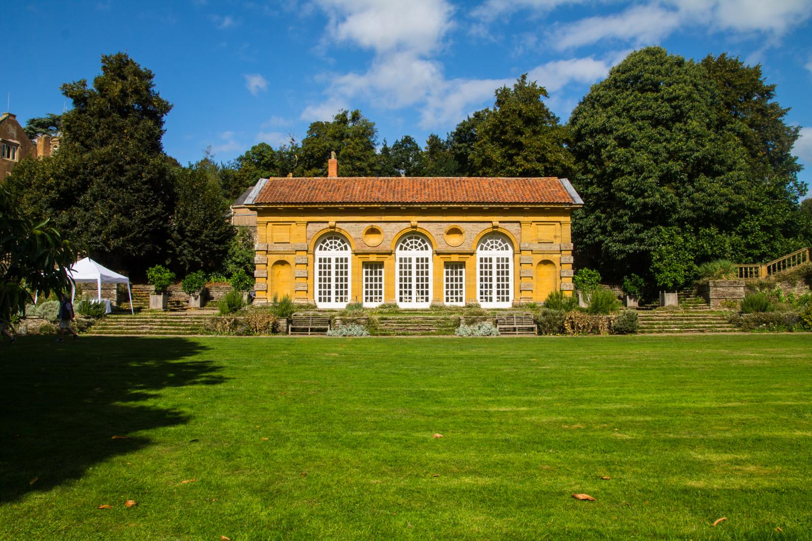 Orangery at Hestercombe