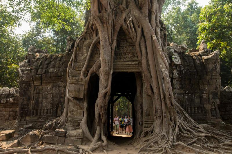 Temples of Angkor #7