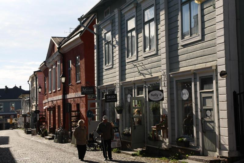 Old Town Porvoo