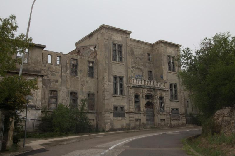 Abandoned Place in Kraljevica