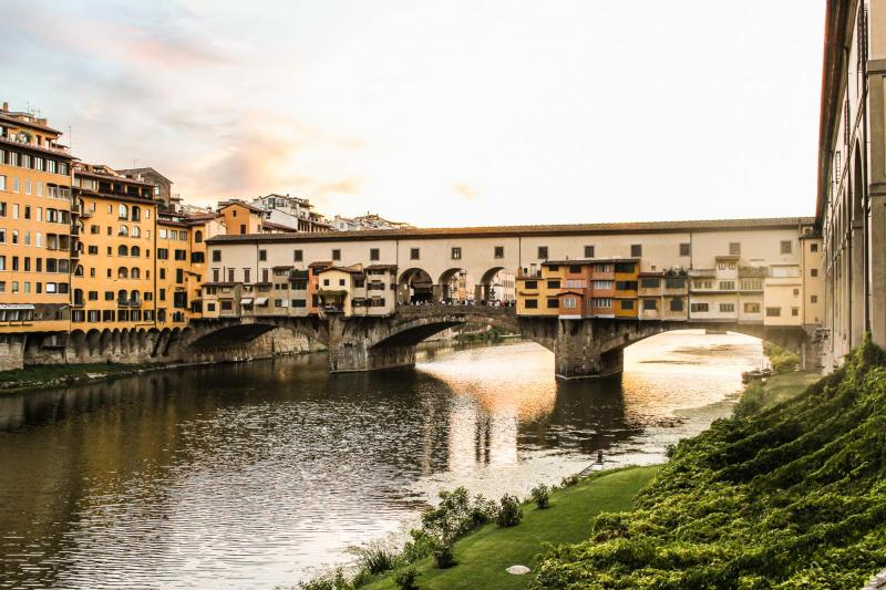 Ponte Vecchio at Day