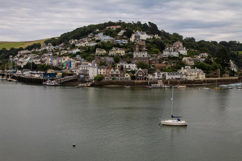 View from Dartmouth Castle