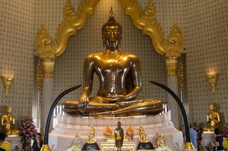 Wat Traimit (Golden Buddha), Bangkok