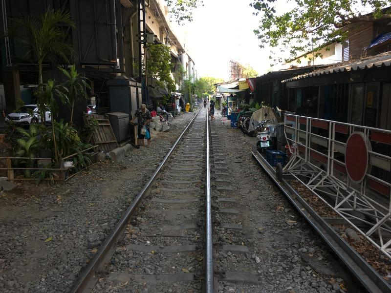 Trek Through Bangkok